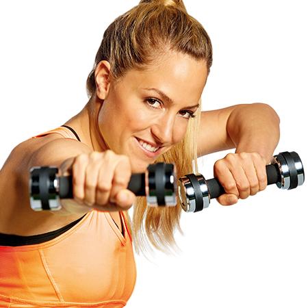 Voorkom eenvoudig fitnessblessures