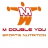 M Double You Bulk Whey 2250 gram  2002