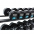 Muscle Power ronde Dumbbellset 2 - 30 KG MP919  MP919