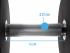 Muscle Power dumbbellset urethaan 12 - 20 kg  FMP51D4B/12-20KG